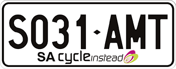Prices. Bike rack plates ...  sc 1 st  EzyPlates & EzyPlates - Department of Planning Transport and Infrastructure (DPTI)